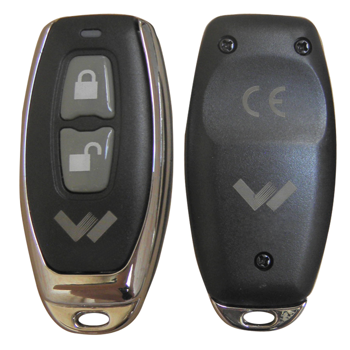 Remote controller for Wireless Invisible Anti Theft Electric Keyless Stainless Steel Remote Control Door Locks