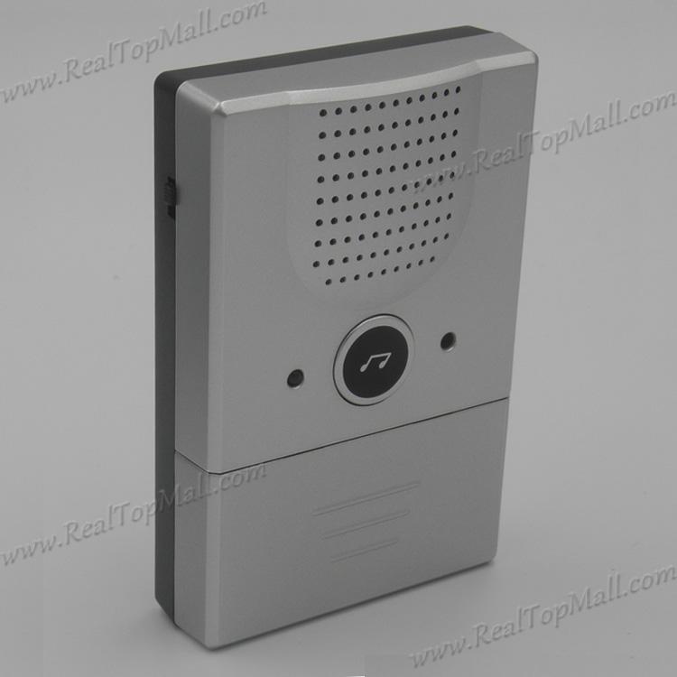2015 Hot New Wireless Video Door Bell Wifi Doorbell Camera