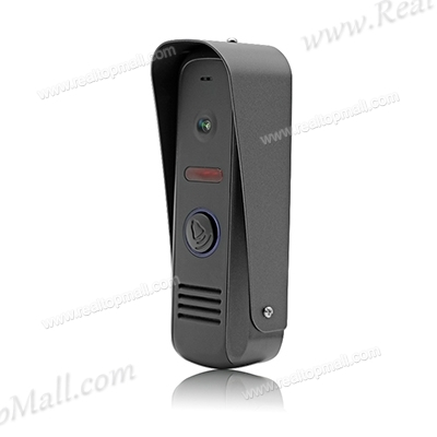 Wired Doorbell Camera Door phone Intercom Infrared Night Vision Wide Angle HD 1200TVL Dual-way Talk